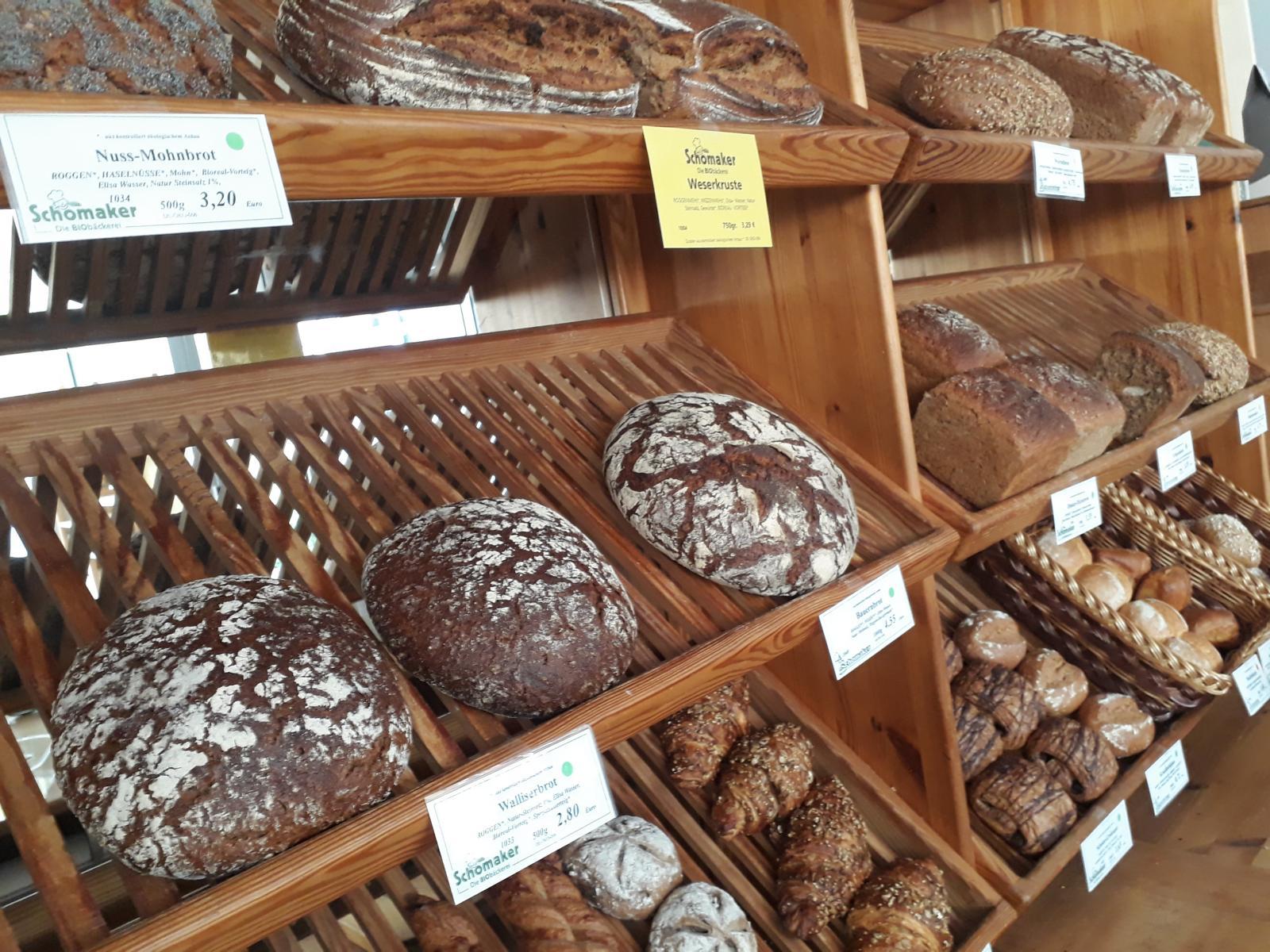 Täglich frisches Brot